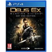 Deus Ex: Mankind Divided Day 1 (PS4)