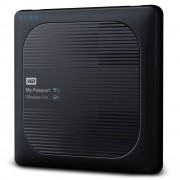 Western Digital Externe Festplatte USB 3.0 Wi-Fi My Passport Wireless Pro 2 TB