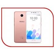 Сотовый телефон Meizu M5C 16Gb Rose Gold-Pink