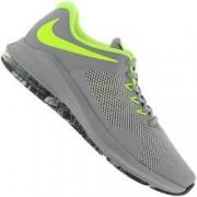 Nike Tênis Nike Air Max Alpha Trainer - Masculino - CINZA CLA/VERDE CLA