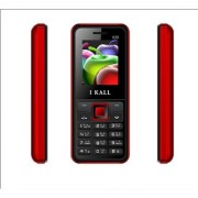IKall K20 (Dual Sim 1.8 Inch Display 800 Mah Battery Black-Red without charger