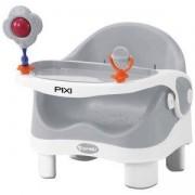 Столче за хранене Pixi, Lorelli, Grey and White, 0740098