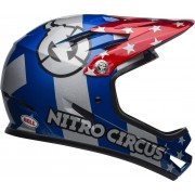 Bell Sanction Nitro Circus Casco de descenso Multicolor L