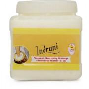 Indrani Pineapple Nourishing Massage Cream With Vitamin E Oil 5 kg
