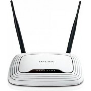 TP-Link Tl-Wr841n Router Wifi 300mbps Con Switch 4 Porte - Tl-Wr841n