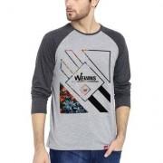 Camiseta Wevans Floral Geometric - Masculino