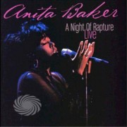 Video Delta Baker,Anita - Night Of Rapture Live - CD