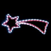 Светодиодная фигура Feron LT009 4000K/красный комета(26806)