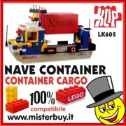 LIMA KLIP NAVE CONTAINERS LK 605 KC