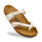 Birkenstock Sandálias efeito metalizado MAYARI, dupla fivela