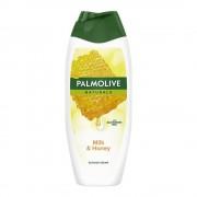 Gel de Dus PALMOLIVE Naturals Milk & Honey, 250 ml, cu Extract de Lapte si Miere, Gel de Dus cu Lapte, Geluri Dus pentru Hidratare, Geluri de Dus Palmolive, Gel pentru Dus, Produse Ingrijire Corp, Produse Igiena Corp, Cosmetice pentru Corp