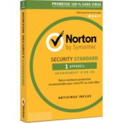 Offre exclusive - Office 365 Personnel + Norton™ Security Standard - 1 appareil - Abonnement 1 an