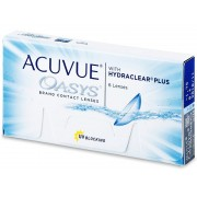 Acuvue Oasys with Hydraclear Plus 6 čoček