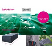 Garden Impressions Coverit ligbed hoes 210x76xH40
