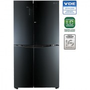 LG 679 L GC-M247UGLB Door In Door DoosR Dooe Refrigerator - LUMINOUS BLACK