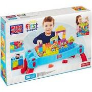 Mega Bloks Build n Learn Table Building Set