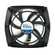 ARCTIC Alpine 11 Pro Rev.2 - Intel CPU Cooler with Vibration Absorption