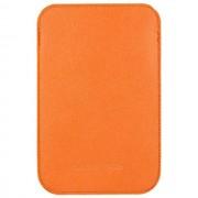 Samsung Custodia Efc-1e1loecstd Originale Fondina Galaxy Note Universale Orange Per Modelli A Marchio Sharp