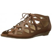 CL by Chinese Laundry Women's Starina Sandal, Rich Brown Burnished, 7.5 M US