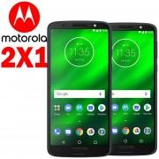 Combo 2x1 Celular Motorola Moto G6 32GB Ram 3GB Dual Sim Desbloqueado