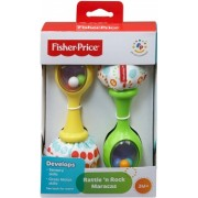 Fisher-Price Rattle and Rock Maracas BLT33