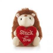 Hallmark Valentines Day 2014 VTD1428 Valentine Porcupine Plush