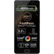 Telefon Mobil Allview P9 Energy Lite 2017 32GB Dual SIM 4G Black