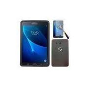 Capa Silicone Borracha Tablet Samsung Galaxy Tab A6 A7 7.0 Sm- T280 / T285