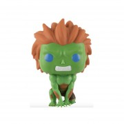 Funko Pop Blanka De Street Fighter Retro Videogame Vinyl