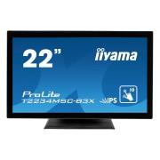 iiyama ProLite 55.0cm (21,5') T2234MSC-B3X 16:9 M-Touch DVI IPS