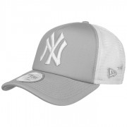 New Era Clean Trucker Mesh Cap Basecap Meshcap Baseballcap