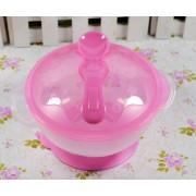 Miska pre deti růžová (AL)
