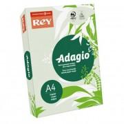 Másolópapír, színes, A4, 80 g, REY \Adagio\,pasztell zöld