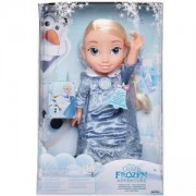 Дисни Замръзналото кралство - Пееща кукла Елза, Disney, 130011