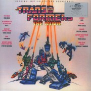 Transformers The Movie (OST) (Deluxe Edition) (Vinyl LP)