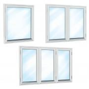 Traryd fönster Fönster Gård 380x580mm vänster 1-luft 2-glas isoler utåt