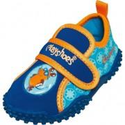 Playshoes Blauwe UV-bestendige surfschoenen voor jongens