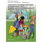 Lectii pentru tehnologia informatiei si comunicatiilor Tic - Emil Onea