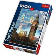 Trefl London at Dawn Puzzle (1000 Piece)
