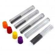 Set unelte pentru curățat duze de 0.2mm