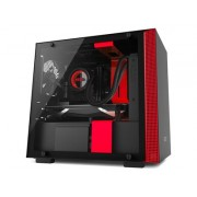 NZXT H200 - Black/Red