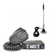 Pachet statie radio CB Avanti Micro tehnologie SMD + antena CB Bytrex MiniPlus
