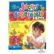 Jocuri cu degetelele 2-4 ani