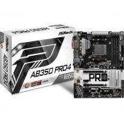 ASRock AB350 Pro4 AMD B350 Socket AM4 ATX