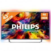PHILIPS UHD TV 43PUS7303/12 - AMBILIGHT