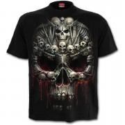 Spiral Camiseta Spiral Death Bones - Hombre - Negro - M - Negro