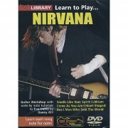 Roadrock International Lick Library: Learn To Play Nirvana DVD