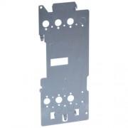 XL3 4000 szerelőlap dugaszolható DPX3 250