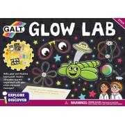Set experimente Glow lab Galt