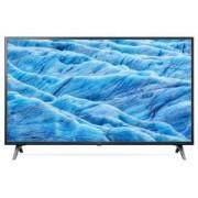Телевизор LG 49UM7100PLB, 49-инчов UHD екран (3840x2160), DLED, DVB-C/T2/S2, 4K Active HDR, ThinQ AI, webOS Smart TV, Wi-Fi, Bluetooth, 49UM7100PLB
